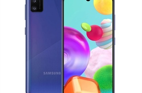 Samsung Galaxy A41 (A415F) 64GB Dual SIM Prism Crush Blue